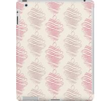 Luxury pink ornamental pattern iPad Case/Skin