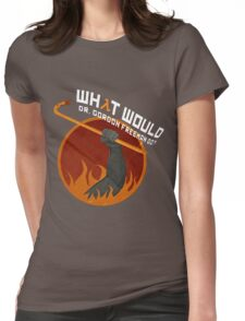 What would Dr. Gordon Freeman do? - Half Life Womens Fitted T-Shirt