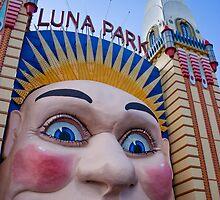 Sydney Luna Park by Ine Beerten