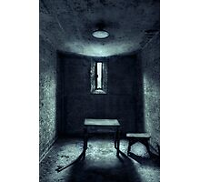 The House Of A Locked Mind Photographic Print