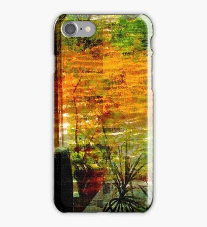 Cabin Reflections iPhone Case/Skin