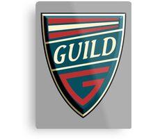 Vintage Guild  RBW Metal Print