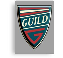 Vintage Guild  RBW Canvas Print