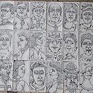 napkin art by madvlad