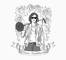 Julian Casablancas (Black & White) Unisex T-Shirt