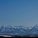 Alpen Panorama by Erwin G. Kotzab