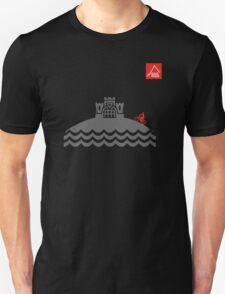 East Peak Apparel - Coast and Castle - Mountain Bike T-Shirt T-Shirt