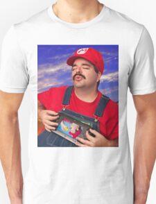 SexyMario - Playing the WiiU T-Shirt