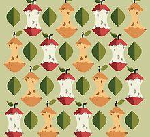 Apple&Pear by whaili0531