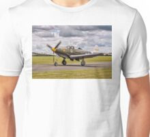 "Bell P-39Q Airacobra 42-19993 G-CEJU ""Brooklyn Bum - 2nd"" Unisex T-Shirt"