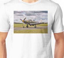 """Bell P-39Q Airacobra 42-19993 G-CEJU """"Brooklyn Bum - 2nd"""" Unisex T-Shirt"""