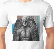 "Black & White ""Birdman"" T-Shirt Unisex T-Shirt"