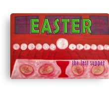 EASTER 18 Canvas Print