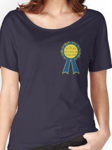 1st Place Women's Relaxed Fit T-Shirt