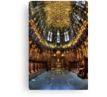 Realm Of The Spirit Canvas Print