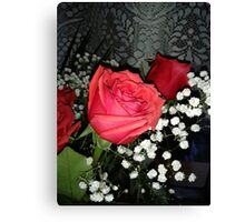 Roses 5 Canvas Print
