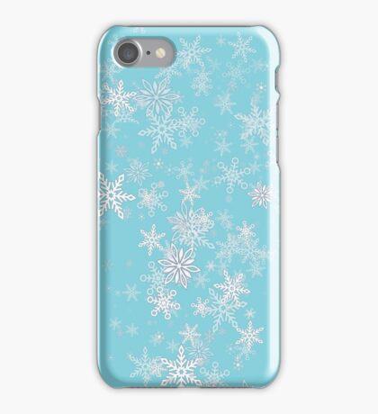 Snowflake Fantasy iPhone Case/Skin