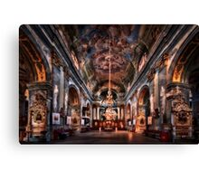 Reason To Believe Canvas Print