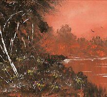 Morning Burst Forth by Ginger Lovellette