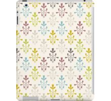 Vintage pattern design.  iPad Case/Skin
