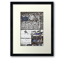 Sodhouse Kitchen Framed Print