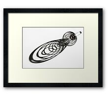Whisk at Dawn Framed Print