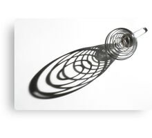 Whisk at Dawn Metal Print