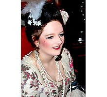 The New Marie Antoinette... Photographic Print