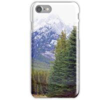 Canadian Rockies....Amazing View. iPhone Case/Skin