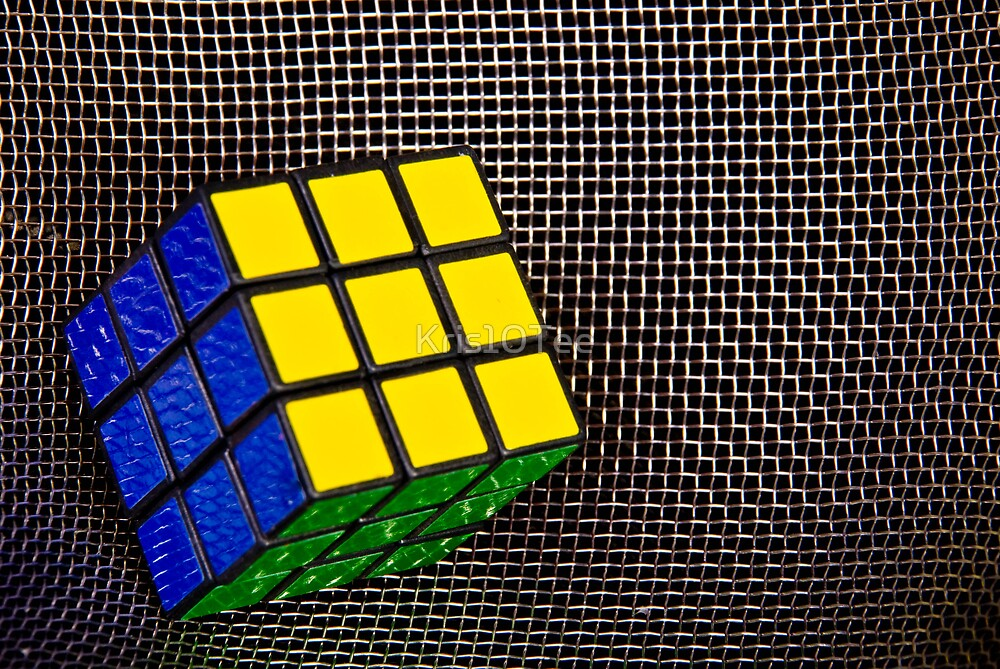 The Cube by Kris10Tee