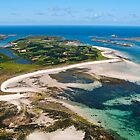 Above Tresco by Alex Cassels