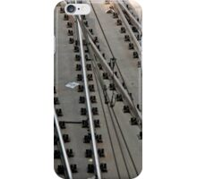 Criss Crossing iPhone Case/Skin