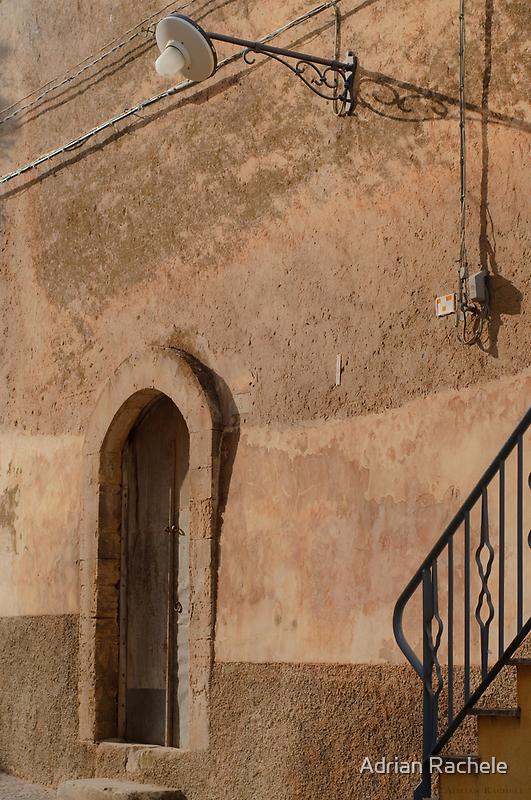 Sicily Wall 02 by Adrian Rachele