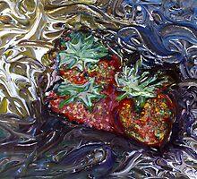 Strawberries by Karen Fernandez