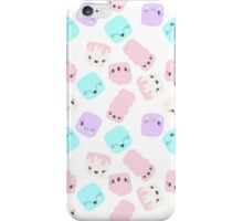 Marshmallow love iPhone Case/Skin