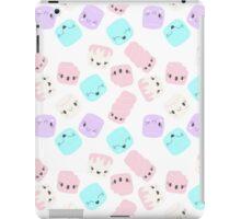 Marshmallow love iPad Case/Skin