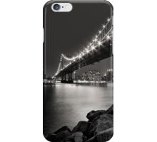 Sleepless Nights And City Lights iPhone Case/Skin