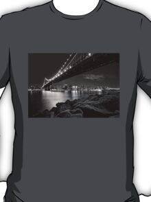 Sleepless Nights And City Lights T-Shirt