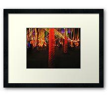 New Years' eve Framed Print