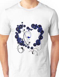 Blue Love T Shirt Unisex T-Shirt