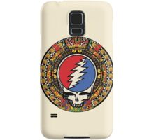 2012 Mayan Steal Your Face - Full Color Samsung Galaxy Case/Skin