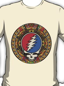 2012 Mayan Steal Your Face - Full Color T-Shirt