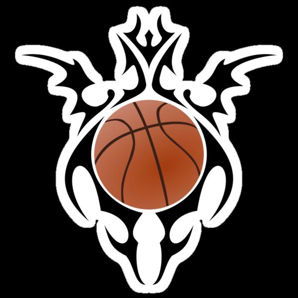 basketball : tribalz by asyrum