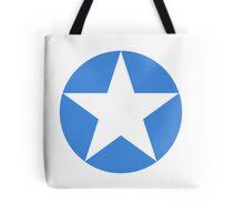 Roundel of the Somali Air Force  Tote Bag