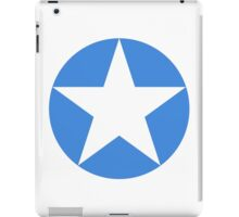 Roundel of the Somali Air Force  iPad Case/Skin