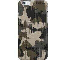 Camo Metal iPhone Case/Skin