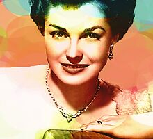 Esther Williams Phone Case by xSamanthaDolan