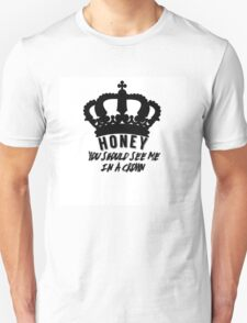 Moriarty quote design T-Shirt