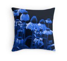 Blue Healer Throw Pillow