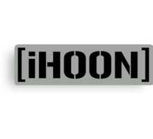 iHOON sensor bar Canvas Print